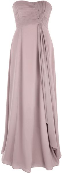 I think a short version would be nice for bridesmaids. Coast Symphony Maxi Dress in Purple (pebble) - Lyst
