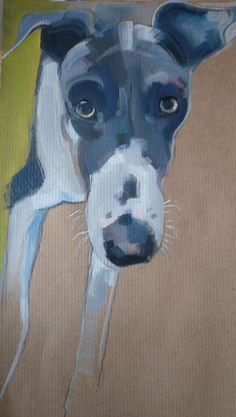 Sally Muir Dog Artist at Stockbridge Gallery Dogs in Art Art And Illustration, Greyhound Kunst, Dog Artist, Dog Portraits, Animal Paintings, Oeuvre D'art, Pet Birds, Painting & Drawing, Cool Art