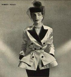 1951 Robert Piguet