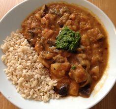 Chana Masala, Vegan Hamburg, Ethnic Recipes, Restaurants, Food, Vegans, Simple, Meals, Restaurant