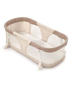 Another great find on #zulily! By Your Side Co-Sleeper by Summer Infant #zulilyfinds