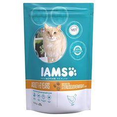 Iams Adult Dry Cat Food Light in Fat Chicken 700g >>> Continue to the product at the image link. (This is an affiliate link) #PetCats