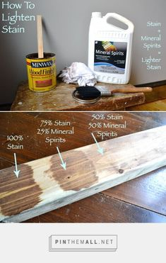 Refinishing Furniture Stain Awesome 35 Ideas For 2019 Refurbished Furniture, Paint Furniture, Furniture Projects, Rustic Furniture, Furniture Makeover, Wood Projects, Stripping Furniture, Natural Wood Furniture, Building Furniture