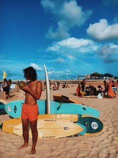 Pinterest: iamtaylorjess // Summer vibes // Beach // Surfing