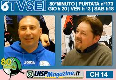VIDEO: 80°MINUTO | Puntata n°24 (ep.177) - stagione 2016/2017