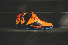 """Another Look at the Nike LeBron 12 """"Witness"""" - Air 23"""