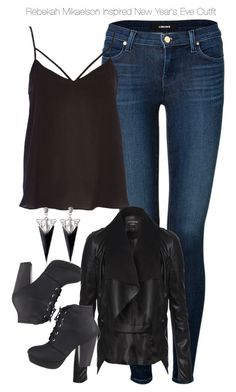 """The Originals - Rebekah Mikaelson Inspired New Year's Eve Outfit"" by staystronng ❤ liked on Polyvore"