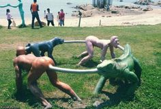 35 Disturbing Playgrounds Your Kids Should Never See