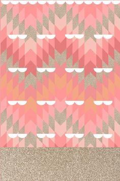 Super cute ios7 wallpaper , cute , girly , tribal , love