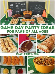 46 Best Super Bowl Parties With Style
