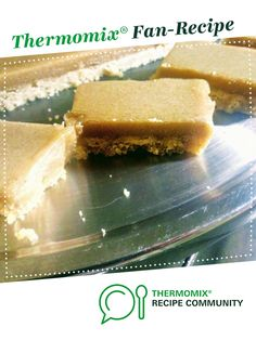 Ginger Slice by caroldupreez. A Thermomix <sup>®</sup> recipe in the category Baking - sweet on www.recipecommunity.com.au, the Thermomix <sup>®</sup> Community.
