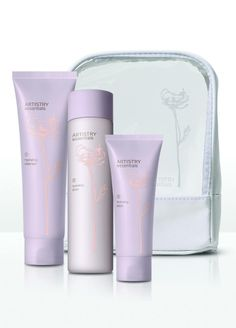 Love this products ARTISTRY® essentials hydrating skincare system for Normal-to-Dry Skin All products have a 180 day money back guarantee. Visit at http://AmwayStores.com searchkeyword=artistry%20essentials&includeLMS=False&viewall=Product&pwsID=laurafregozo All of MY Registered customers receive discounts: 10% on Artistry, Nutrilite products & supplements . It will be my pleasure to assist you. Leave me a message to discount your 10%. http://AmwayStores.com