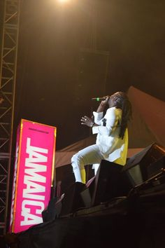 I-Octane performing on Night 2 of Rebel Salute — at Grizzly's Plantation Cove, St. Visit Jamaica, Jamaican Music, Musical, Rebel, Ann, Memories, Night, Concert, Memoirs