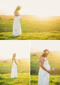 These vibrant Spring maternity photos by Michelle Roller Photography at Bishops Peak in San Luis Obispo capture sweet couple Shai and Theo. Sunset Maternity Photos, Maternity Poses, Maternity Pictures, Pregnancy Photos, Newborn Photos, Ideas Para Photoshoot, Spring Maternity, Pregnant Couple, Maternity Photographer