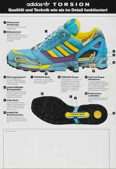 torsion adidas