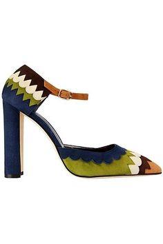 Zapatos Manolo Blahnik otoño invierno 2012 2013 10 (Custom)