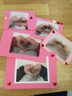 Bildresultat för alla hjärtans dag pyssel för barn
