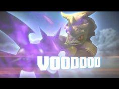Skylanders - Voodood Heroic Challenge