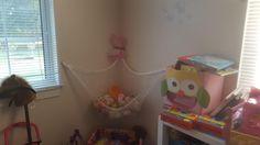 MiniOwls Toy Storage Hammock - Plush Animal Organizer for Bedroom Wall, Gift Idea for Baby Girl/Boy Birthday or Shower (White, Large) Toy Hammock, Organization Skills, Easter Sale, Plush Animals, Toy Storage, Bedroom Wall, Teaching Kids, Boy Birthday