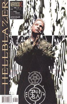 Hellblazer #189 (2003), Timothy Bradstreet, comic book