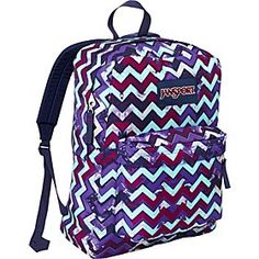 New Nwt JUSTICE Girls School Backpack Bag Bookbag Tote Blue ...