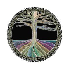 Tree of Life Counted Cross Stitch Pattern, Instant Download PDF by KustomCrossStitch on Etsy