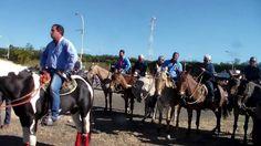 MISSA - DESFILE DE CAVALEIROS DE JAGUARIÚNA 2016