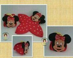 Cajita Dulcero Minnie Mouse