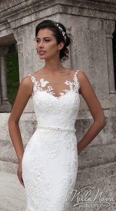 milla nova 2016 bridal wedding dresses julia