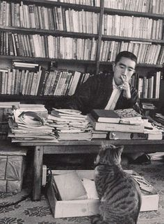 Mişhima: Yukio Mishima is the pen name of Kimitake Hiraoka, a Japanese author, poet, playwright, actor, and film director