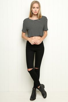 Brandy ♥ Melville | Hana Top - Clothing