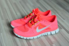 Hot Punch Nikes pink nike free run sneakers are so cheap for womens all under $50      #cheap #nike #free