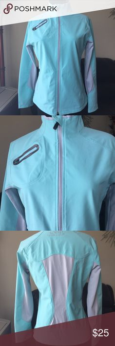 NORTH END SPORT JACKET NORTH END SPORT KORBEL CALIFORNIA CHAMPAGNE WEATHER TECHNOLOGY JACKET.  Size S.  Gently used, good condition, pet/smoke free home NORTH END Jackets & Coats