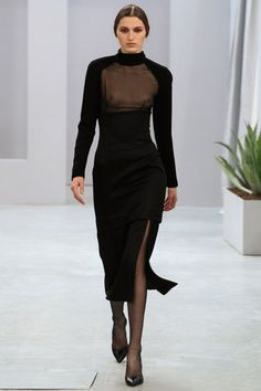 Barbara Casasola Fall 2014 Ready-to-Wear Collection Slideshow on Style.com