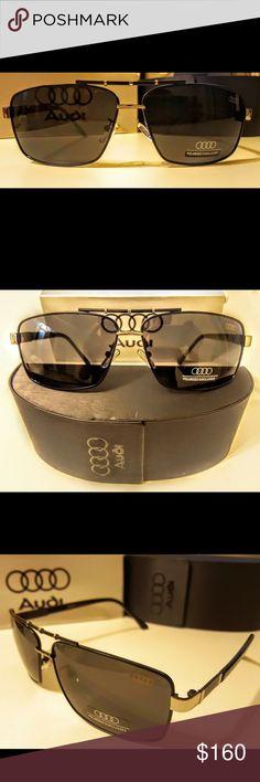 8435437f2ab Authentic AUDI Men Sunglasses Authentic AUDI Men Polarized Sunglasses in  original box AUDI Accessories Sunglasses