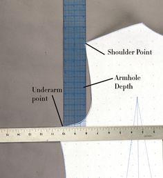 sew a custom sleeve