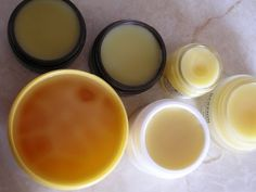 Homemade salve recipe's