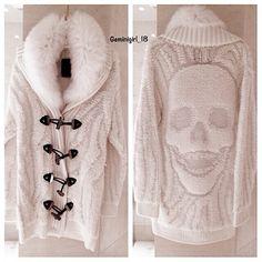 Skull Sweater♥♥