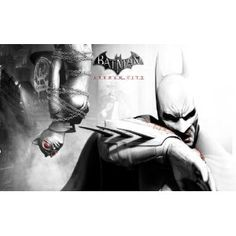 BATMAN ARKHAM CITY - VIDEO GAME WALL POSTER - 30CM X 43CM PS3 360