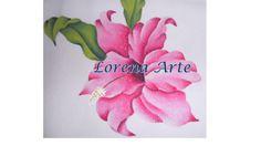 Cómo Pintar Una Flor (Resucitado) en Tela