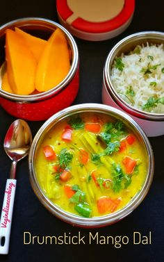 How to make Toor Dal with Drumsticks | Raw Mango Dal Recipe With Drumsticks | Drumstick Mango Curry | Raw Mango & Moringa Oleifera P...