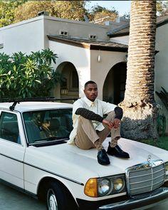 Steve Lacy's Yellow Brick Road Frank Ocean, Steve Lacy, Estilo Hip Hop, Look Fashion, Mens Fashion, Shotting Photo, Tyler The Creator, Herren Outfit, Mode Streetwear