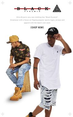 KIX & LIDZ: Chris Brown's Black Pyramid | New Collection