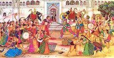 Devotional Songs or Pad Kirtan About Holi Leelas Krishna Love, Lord Krishna, Happy Holi Quotes, Happy Holi Images, History Of Holi, Happy Holi Picture, Radha Krishna Holi, Shree Krishna