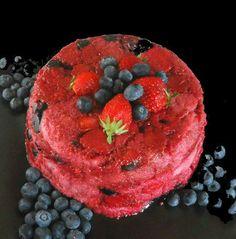 """One Perfect Bite: Summer Pudding"" berry brioche Jello Pudding Desserts, Easy Pudding Recipes, Healthy Dessert Recipes, Just Desserts, Delicious Desserts, Summer Pudding, Mousse, Chocolate Chip Pudding Cookies, Raspberry Recipes"