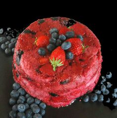 One Perfect Bite: Summer Pudding