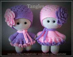 Mesmerizing Crochet an Amigurumi Rabbit Ideas. Lovely Crochet an Amigurumi Rabbit Ideas. Crochet Baby Toys, Crochet Doll Clothes, Knitted Dolls, Crochet Dolls, Crochet Gifts, Crochet Doll Pattern, Crochet Patterns Amigurumi, Amigurumi Doll, Amigurumi Tutorial