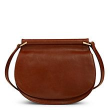 Sidesaddle Crossbody in Mesa Brown with Brown | Vera Bradley