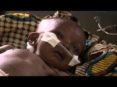 David Tennant sees the devastating effects of pneumonia in Sierra Leone   Sport Relief 2014 - YouTube