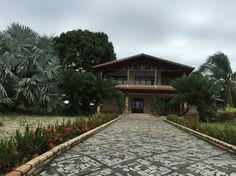 Casa na lagoa catu